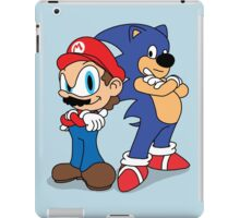 Maronic iPad Case/Skin