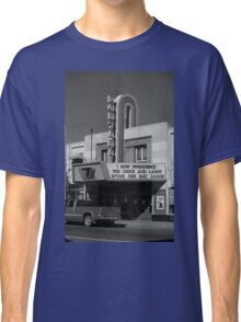 Miles City, Montana - Theater Classic T-Shirt