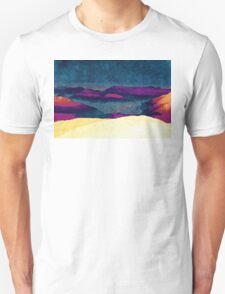 Colorful Mountains Landscape T-Shirt