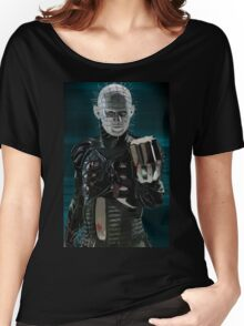 Hell's Lieutenant - Lead Cenobite  Women's Relaxed Fit T-Shirt
