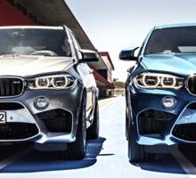 BMW X6 M & BMW X5 M Sticker