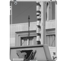 Miles City, Montana - Theater Marquee iPad Case/Skin