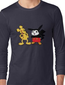 Mickachu Long Sleeve T-Shirt