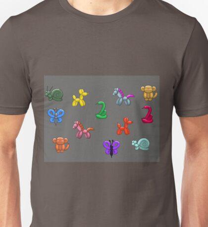 Party Animals Unisex T-Shirt