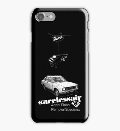 Careless Air (dark shirt) iPhone Case/Skin