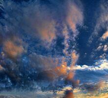 Cloud 20111201-107 by Carolyn  Fletcher