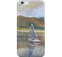 Sailing home from Attadale iPhone Case/Skin
