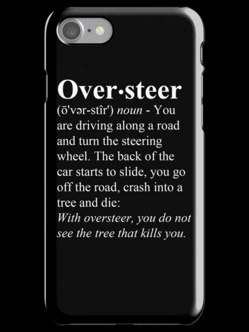 Oversteer by finalgear