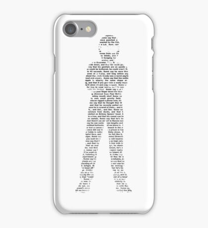 Some Say... iPhone Case/Skin
