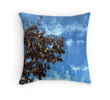 Winds of change, Autumn in New York Throw Pillow