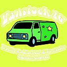 Van Stock 76' in Yellow with White by HighDesign