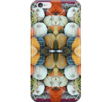 Gourds 'n' Punkins - In the Mirror iPhone Case/Skin