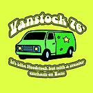 Van Stock 76&#x27; in Yellow with Black by HighDesign