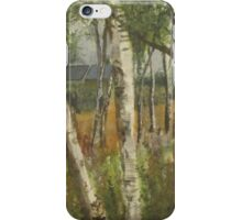 The Smithy in Summer iPhone Case/Skin