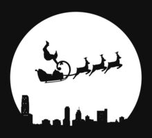 Stunt Santa Kids Tee