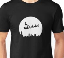 Stunt Santa Unisex T-Shirt