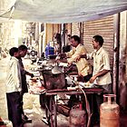 Life in India II by Lara Bakes-Denman