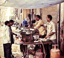 Life in India II by Lara Bakes-Denman