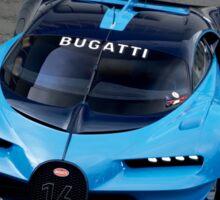 Bugatti Vision Gran Turismo Sticker