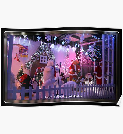 Christmas 2011, Poster