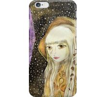 The Dark Crystal - Kira Water Color + Mixed Media iPhone Case/Skin