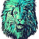 Lion by weirdbird