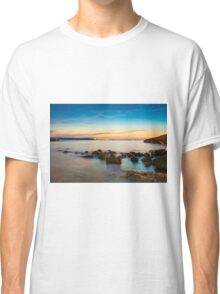 Rocks in a row at Anadolufeneri Bay Classic T-Shirt