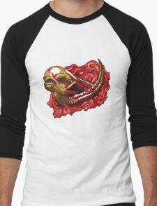 Chestburster B 2 Men's Baseball ¾ T-Shirt