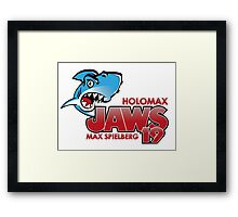 Jaws 19 Framed Print