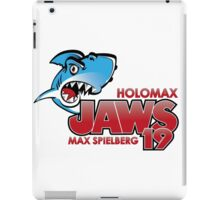 Jaws 19 iPad Case/Skin