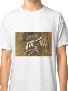 Broken Fences Classic T-Shirt