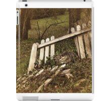 Broken Fences iPad Case/Skin