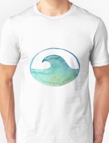 Watercolor Wave T-Shirt