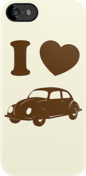 I Love Beetle by hmx23