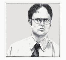 Dwight Schrute by ELaam