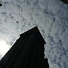 Looking up New York by Cameron  Allen Lamond
