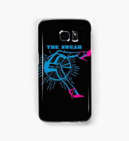 The Swear - Sex & The Drugs Samsung Galaxy Case/Skin