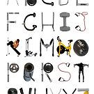 The ABC's of fitness by Andy Zile