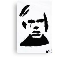 Warhol Canvas Print