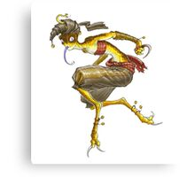 Serpent Song: Stheno Canvas Print