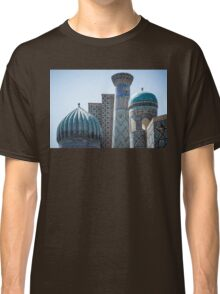 Architecture of Uzbekistan Classic T-Shirt