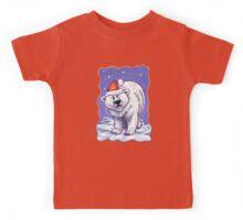 Polar Bear Christmas Kids Tee