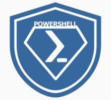 PowerShell Emblem by myclubtees