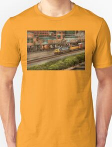 Train - Pittsburg, PA - Station Square Unisex T-Shirt