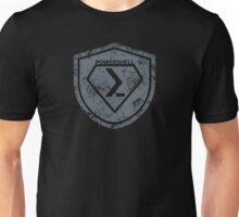 PowerShell Emblem Gray Unisex T-Shirt