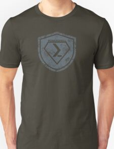 PowerShell Emblem Gray T-Shirt