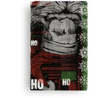 """HO, HO, WHOA"" (VERSION 2) Canvas Print"