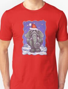 Elephant Christmas T-Shirt