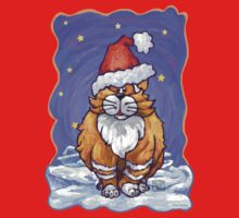 Ginger Cat Christmas Kids Clothes