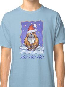 Ginger Cat Christmas Card Classic T-Shirt